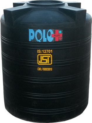 Polo Plus Containers Unbreakable Water Storage Tank